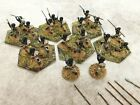 20 x Well Painted 25mm Colonial Beja Warriors with Spears and Swords VI