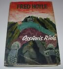 OSSIANS RIDE by FRED HOYLE 1959 First Edition Hc Dj VINTAGE Sci Fi CLASSIC