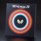 Butterfly Table Tennis Ping Pong Rubber Tenergy 25 19mm Black