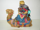 Kirkland Signature Nativity 71577 Replacement WISE MAN SITTING ON CAMEL 2007