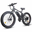 ECOTRIC 26 Mountain Beach Electric Bicycle e Bike Removable Battery 7 Speed NEW