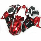 Fairing Bodywork For Kawasaki ZX14R ZZR1400 2006 2007 2008 2009 2010 2011 Red
