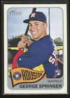 Top George Springer Prospect Cards 25