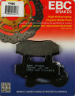 EBC Organic Brake Pads for UM United Motors V2S650/R 2006-2008