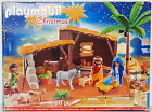 PLAYMOBIL Christmas 5588 NATIVITY STABLE WITH MANGER sealed