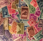 50 different mint old 3 commemoratives 1930s to 1950s vintage