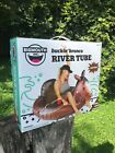 Big Mouth Buckin Bronco Inflatable Swimming Pool Float Party Tube RIVER TUBE
