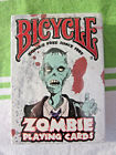 Zombie Playing Cards Bicycle New Sealed CollectableRareMade in usa