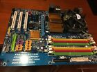 Gigabyte GA EP35C DS3R Motherboard With Quad Core Q6600 CPU