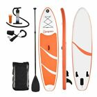 Inflatable SUP Stand Up Paddle Board Complete KIT Board Fin Pump Paddle