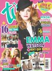 EMMA WATSON TU MEXICAN MAGAZINE 2013 MEXICO SPANISH BIG TIME RUSH ONE DIRECTIO