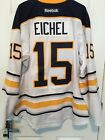 EICHEL BUFFALO SABRES AUTHENTIC AWAY REEBOK EDGE 2.0 Size 54 JERSEY