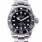 Davosa Swiss Made Men Watch, Automatic Analog Ternos Professional, Stainless Ste