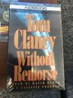 Without Remorse by Tom Clancy 1993, Cassette Audiobook, Abridged, L3 NIP