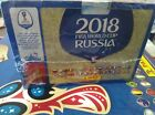 Panini 2018 Fifa World Cup Russia Stickers BoX 100 packs 500stickers sealed NEW