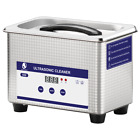 Ultrasonic Cleaner Heated 2l 3l 6l 15l 22l 30l Solution Jewelry Lab Clinic Parts