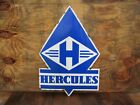 18x24 original  antique 1930 Hercules Tires porcelain sign great condition!
