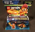 Lego 71222 Dimensions Legends of Chima Mighty Lion Rider & 1 Laval Minifigure #2