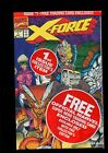 X-FORCE 1  (9.8) W/ SHATTER STAR CARD BAGGED MARVEL (B027)