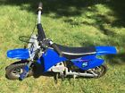 Razor MX350 Dirt Rocket Electric Motorcycle Dirt Bike With Charger