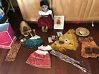 Anerican Girl Pleasant Company Josefina Lot Oven Riding Outfit Accessories Book