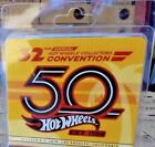 2018 32nd Hot Wheels Collectors Convention Dinner Car WITH STICKER Pre Sale
