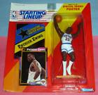 1992 PATRICK EWING New York Knicks with poster -FREE s/h - Starting Lineup