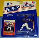 1988 ANDRE DAWSON #8 Chicago Cubs Rookie NM- Kenner Starting Lineup - FREE s/h -