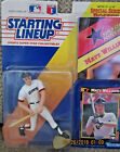 1992 Starting Lineup baseball Giants Matt Williams figure card & poster NIB