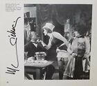 MARLENE DIETRICH SIGNED 8X10 BW PHOTO FROM THE BLUE ANGEL