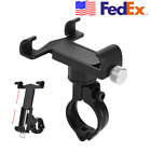 From USA Black Metal Motorcycle Bracket Mount Holder for iPhone XS Samsung S9 1x