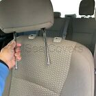 HY 4pc Front 2 Low Back Bucket Seat Cover Automotive Grade Thick Triple Stitched