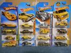 Hot Wheels Lot of 16 Different Mooneyes Ground FX Beetle Lakester Camaro Panel