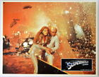 French SUPERMAN MOVIE LOBBY CARD 1978 Jor el  Lara el Marlon Brando
