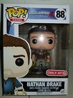 Nathan drake Target Exclusive Uncharted 4 Funko Pop