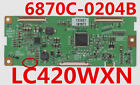 Original T-con Board 6870C-0204B LC420WXN Without I/F For 42''