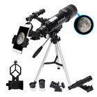 40070 Refractor Astronomical Telescope With Tripod  Phone Adapter Kids Gift USA