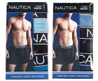 Nautica Men's 3 Pack Stretch Cotton Boxer Briefs size L (36-38)