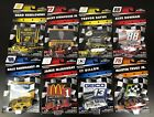 Nascar Authentics Lionel Racing 2018 WAVE 7 COMPLETE SET Die Cast Cars 164