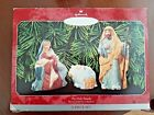 Hallmark Nativity Christmas Ornaments