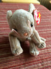 Rare Scat  Beanie Babies Date Error No Stamp Collectible Cat Ty Bean Bag Animal