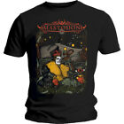 Mastodon Seated Sovereign T Shirt NEW  OFFICIAL