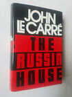 SIGNED 1st Edition Russia House by John LeCarre