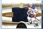 50 RYAN NUGENT HOPKINS ULTIMATE DEBUT THREADS ROOKIE JERSEY AUTO 2011 11 12