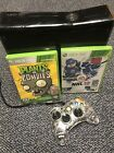 Xbox 360 console With Controller and Games