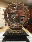 Lladro 1947 Shiva Nataraja w/ Wood Base - Ltd Edition   Mint Condition