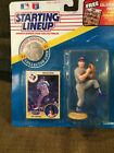 Texas Rangers Great Nolan Ryan Starting Lineup Action Figure With Coin N Card 91