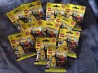 LEGO MIMIFIGURES MINI FIGS PACKS SETS SERIES 16 NEW RETIRED BACKPACKER SPOOKY