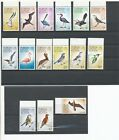 MNH STAMPS FROM TURKS  CAICOS ISSUED 1973  FOR BIRDS TURKS04