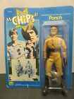 "MEGO CHiPs Ponch 8"" Action Figure 1977 TV Show Hong Kong"